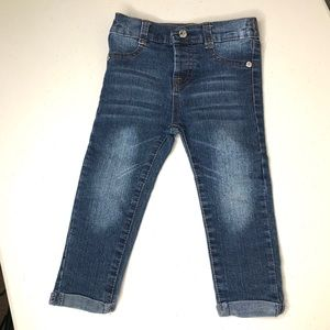 7 For All Mankind 24 M Straight Leg Jeans